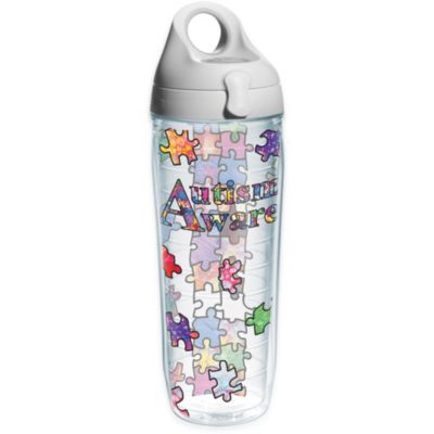 Tervis® Autism Awareness 24 oz. Water Bottle with Lid
