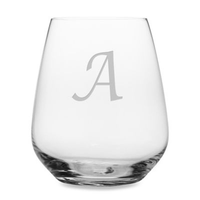 Etched Wine Glass Sets