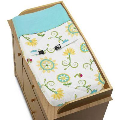 Sweet Jojo Designs Layla Changing Pad Cover