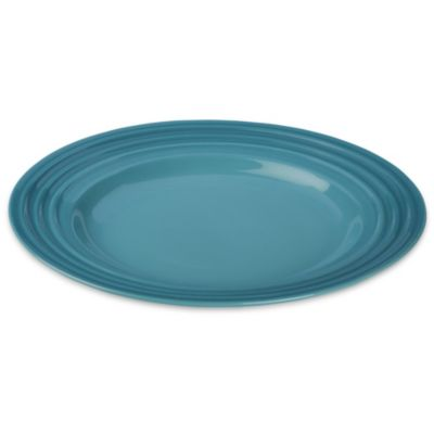 Le Creuset® Salad Plate in Caribbean