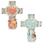 Precious Moments® Precious Little Blessings Cross with Stand