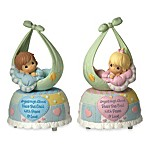 Precious Moments® Precious Little Blessings Musical Figurine