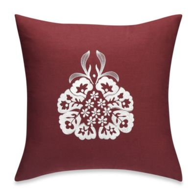 Chantal Square Throw Pillow
