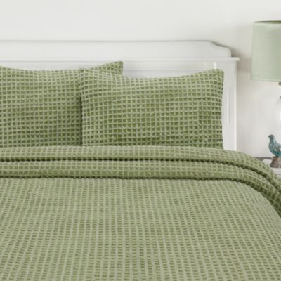 Buy Sage Bedspreads From Bed Bath Amp Beyond