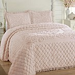 Josephine Bedspread in Rose