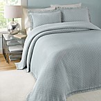 Elena Bedspread in Blue