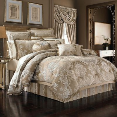 J. Queen New York™ Celeste California King Comforter Set
