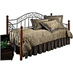 Hillsdale Martino Daybed with Suspension Deck and Trundle
