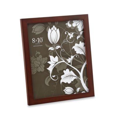 Prinz Soho 8-Inch x 10-Inch Wood Frame in Espresso