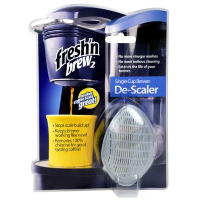 Fresh'n Brew® 2 Single Cup Brewer De-Scaler