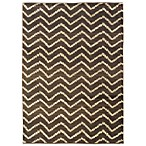 Oriental Weavers™ Marrakesh Zig Zag Rug in Brown