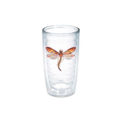 Tervis® Shimmer-Layered Orange Dragonfly 16 oz. Tumbler