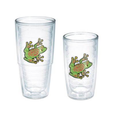 Green Tree Frog 24 Oz. Tumbler