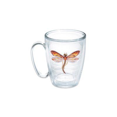Tervis® Tumbler Orange Dragonfly 15-Ounce Mug