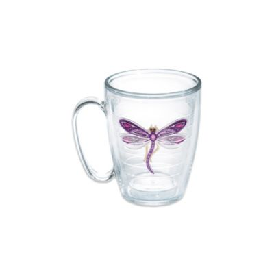 Freezer Safe Dragonfly Tumbler