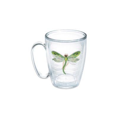 Tervis® Tumbler Green Dragonfly 15-Ounce Mug