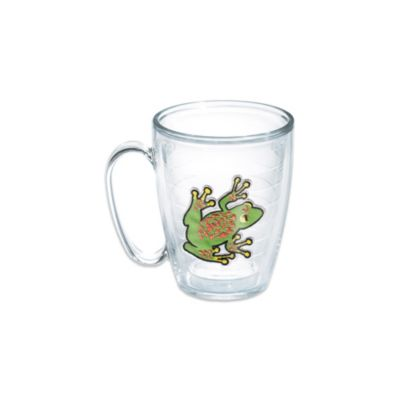 Tervis® Tumbler Suede Green Frog 15-Ounce Mug