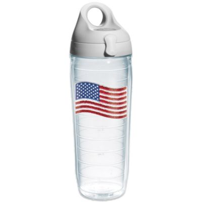 Tervis® American Flag 24 oz. Water Bottle with Lid