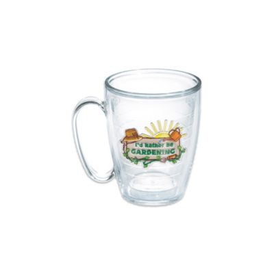 Tervis® Tumbler I'd Rather Be Gardening 15-Ounce Mug