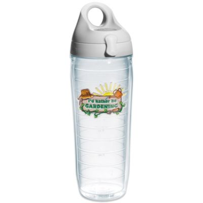 Tervis® I'd Rather Be Gardening 24 oz. Water Bottle with Lid