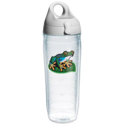 Tervis® Green Tree Frog 24 oz. Water Bottle with Lid