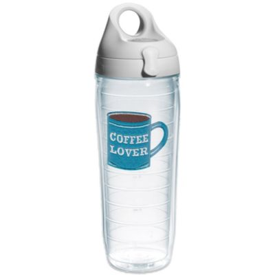 Tervis® Coffee Lover 24 oz. Water Bottle with Lid