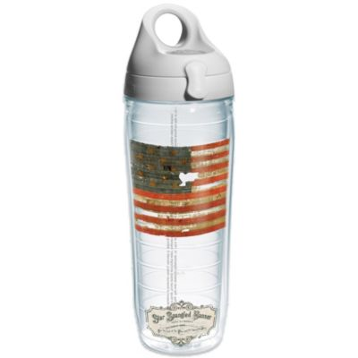 Tervis® Smithsonian Star Spangled Banner 24 oz. Water Bottle with Lid