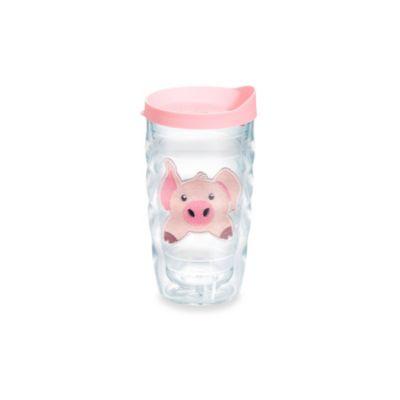 Freezer Safe Pig Tumbler