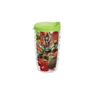 Tervis® Nickelodeon™ Teenage Mutant Ninja Turtles 10 oz. Wavy Wrap Wall Tumbler with Lid