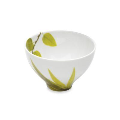 Green Bowls Plates