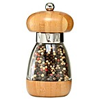 William Bounds Mushroom Bamboo Pepper Mill
