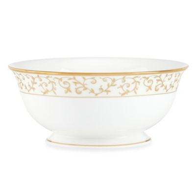 Lenox® Opal Innocence™ Gold 11-Inch Serving Bowl