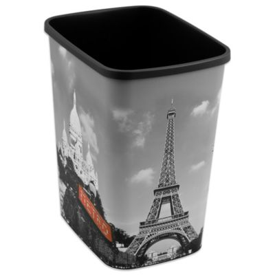Buy Stylish Trash Cans From Bed Bath Amp Beyond