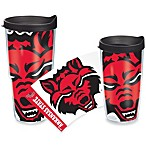 Tervis® Arkansas State University Colossal Wrap Tumbler with Black Lid
