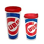 Tervis® Chicago Cubs Wrap Tumbler with Red Lid