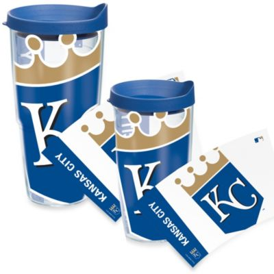 Tervis® Kansas City Royals 24-Ounce Colossal Wrap Tumbler with Blue Lid