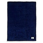 Just Born® Quilted Nautical Theme Blanket in Navy