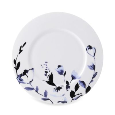 Mikasa® Midnight Bloom 8.5-Inch Salad Plate