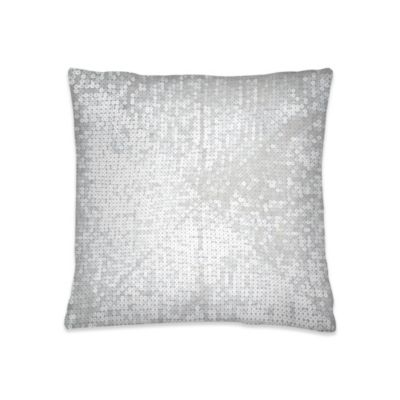 Lourdes Sequin Square Toss Pillow
