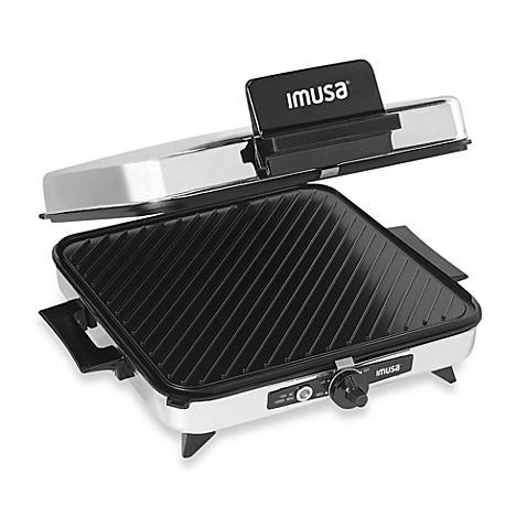 IMUSA® Gourmet Multi Grill and Sandwich Maker