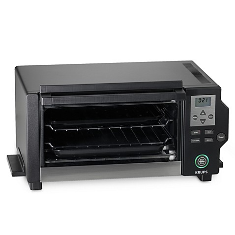 Krups 6-Slice Digital Convection Toaster Oven