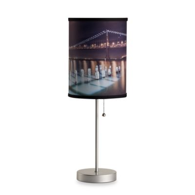 San Francisco Glow Table Lamp