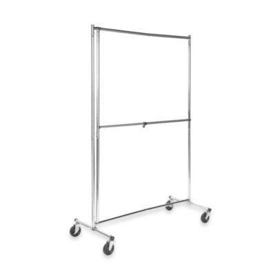2-Way/2-Tier Garment Rack