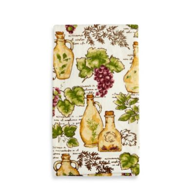 Kitchensmart® 16-Inch x 26-Inch Print Kitchen Towel