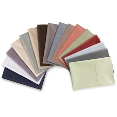 Wamsutta® Dream Zone® 750 Thread Count Queen Deep Pocket Sheet Set in Ash