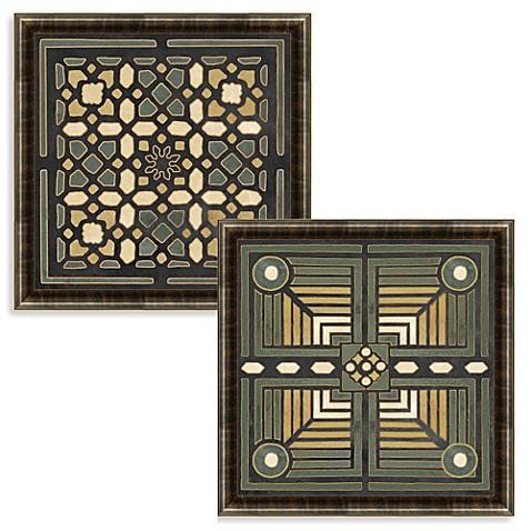 garden plan framed wall art bed bath beyond. Black Bedroom Furniture Sets. Home Design Ideas