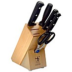 J.A. Henckels International Fine Edge Pro 7-Piece Knife Block Set