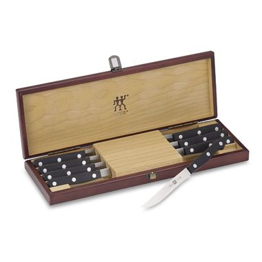 Zwilling J.A. Henckels Twin Gourmet 8-Piece Steak Knife Gift Set