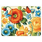 Floral Brights Hardboard Placemat (Set of 2)