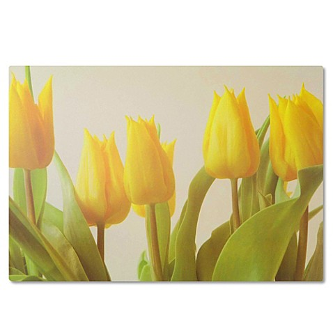 Tulips placemat bed bath beyond for Table th not bold